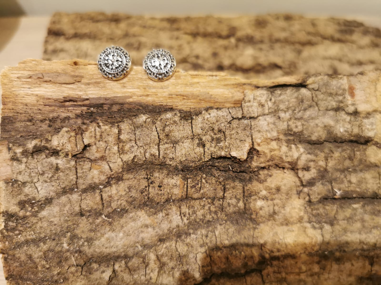 Outdoor Inspired Stud Earring Set