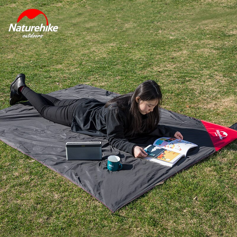 Naturehike Multifunctional Footprint Ultralight Pocket Waterproof Picnic Blanket Camping Floor Mat Outdoor Hiking Mattress