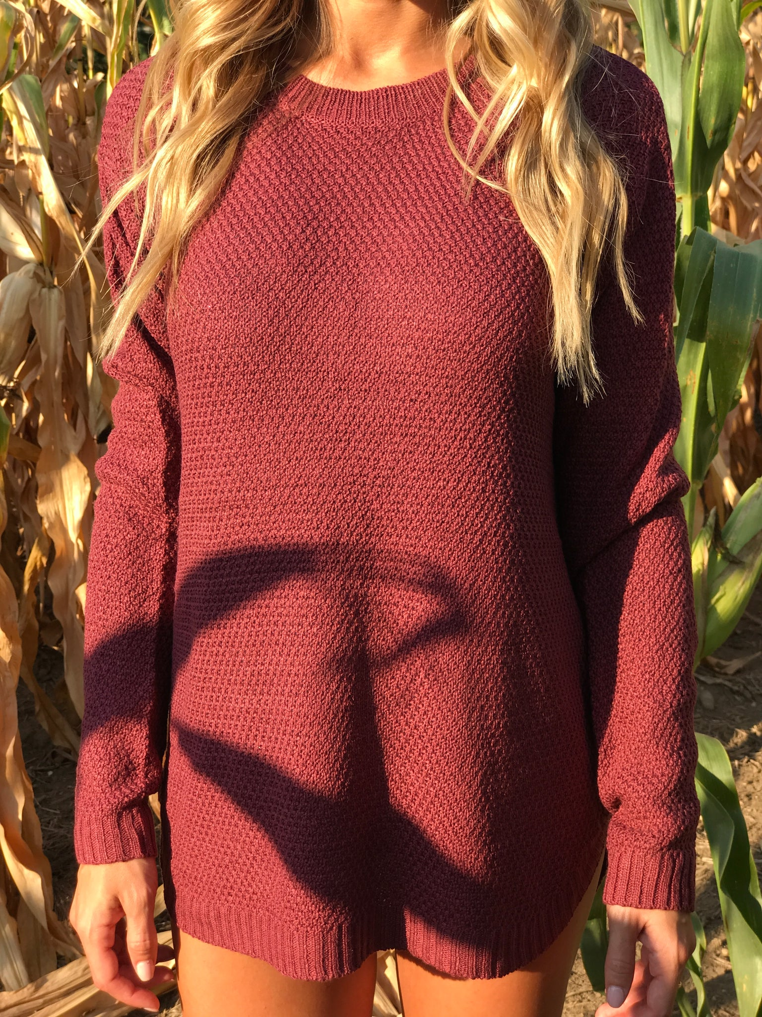 Laguna Knit Sweater