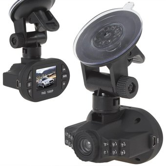 Cámara Para Auto FULL HD Video Audio Vision Nocturna Gran Angular C600