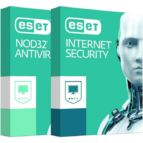 ESET Nod32 Antivirus- Internet Security