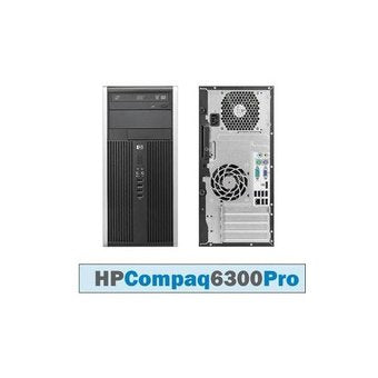 Computador HP PRO 6000 Mini-Torre Core 2 Quad Q9500,  2.83 GHz