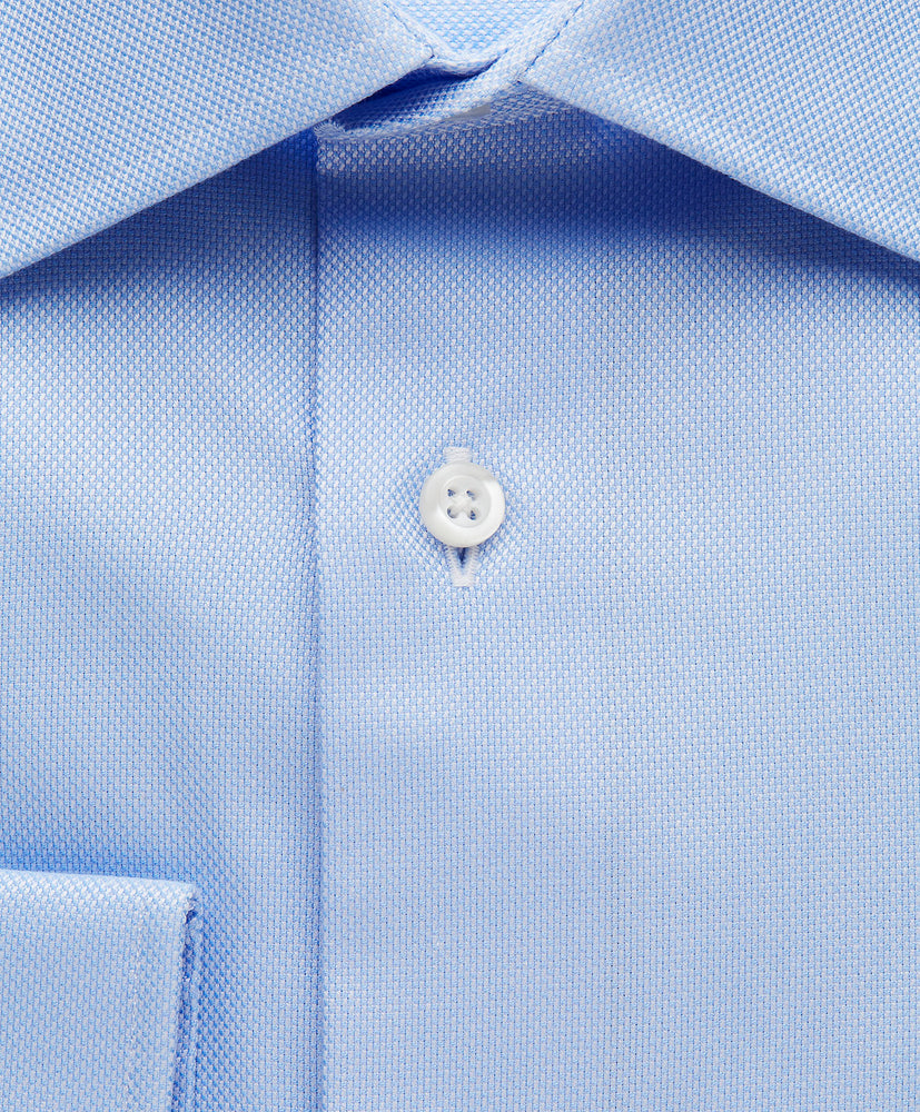 Load image into Gallery viewer, David Donahue Trim Fit Dress Shirt