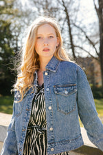 BYKania Jacket - Light Blue Denim