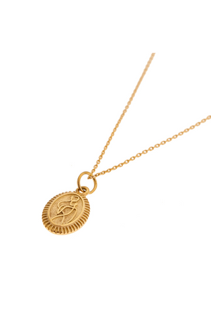 Load image into Gallery viewer, L'amour Necklace - Gold