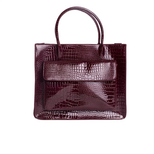 Cayman Tote - Maroon
