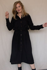 Birgit Dress - Black