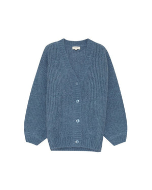 Load image into Gallery viewer, Bao Cardigan - Blue
