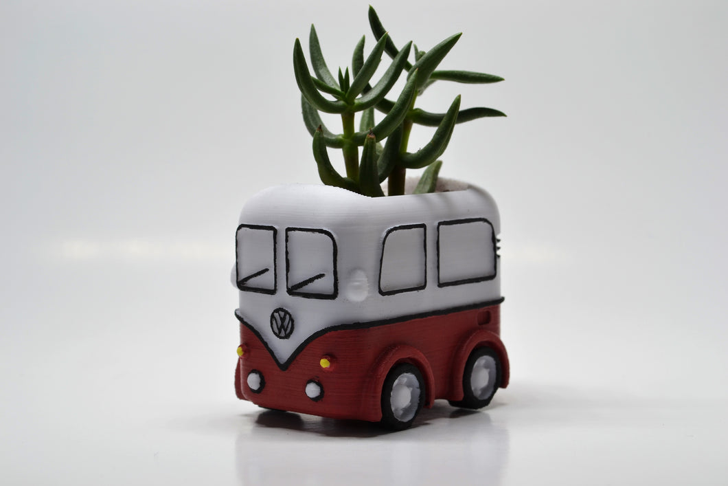 VW Van Planter