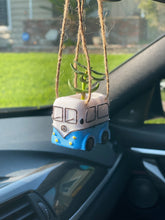 Load image into Gallery viewer, VW Van Car Charm