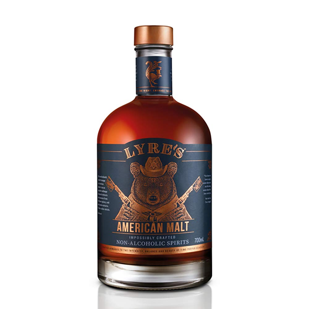 Lyre's - American Malt (Bourbon Whiskey Alternative)