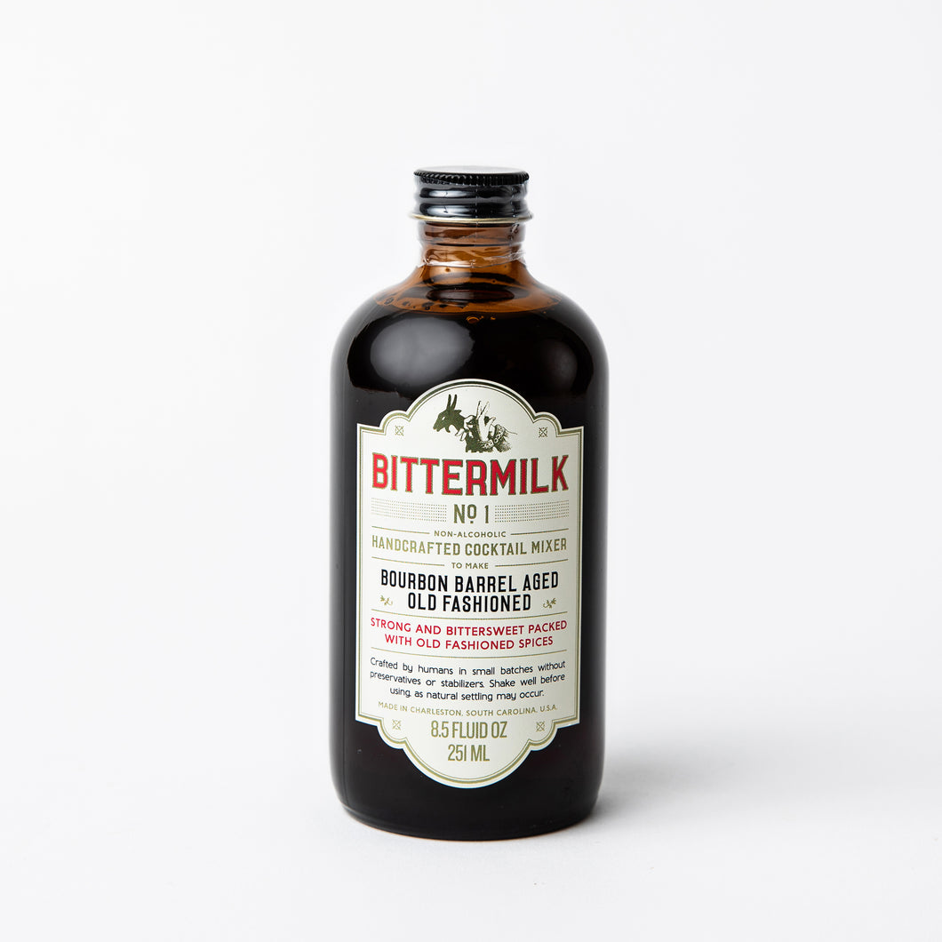 Bittermilk Handcrafted Cocktail Mixers in Seven Varieties