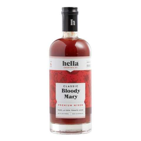 Hella Cocktail Co. - Classic Cocktail Mixers in Five Varieties
