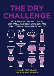 Book: The Dry Challenge by Hilary Sheinbaum