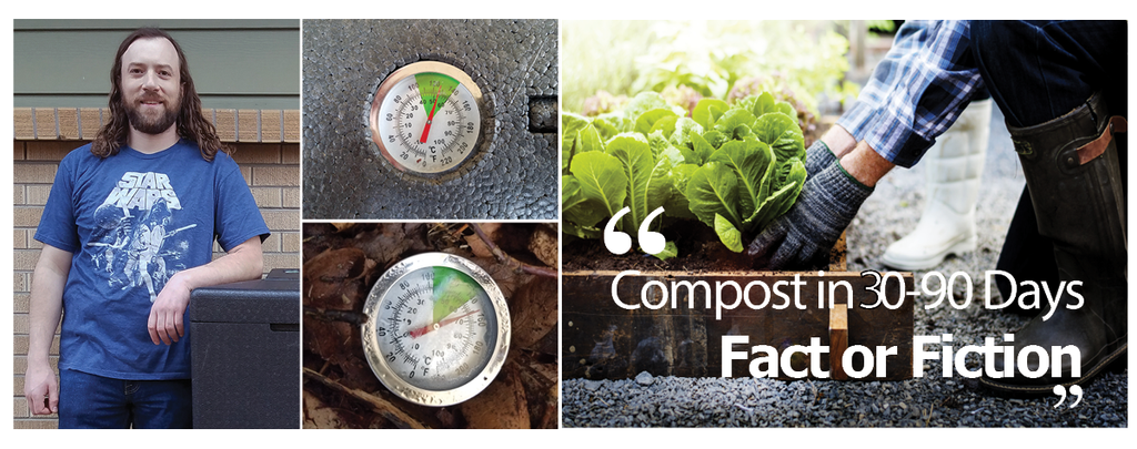 Compost in 30-90 days Fact or Fiction