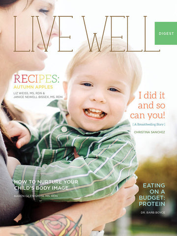 Live Well Digest - Fall Issue - Sold in Packs of 25