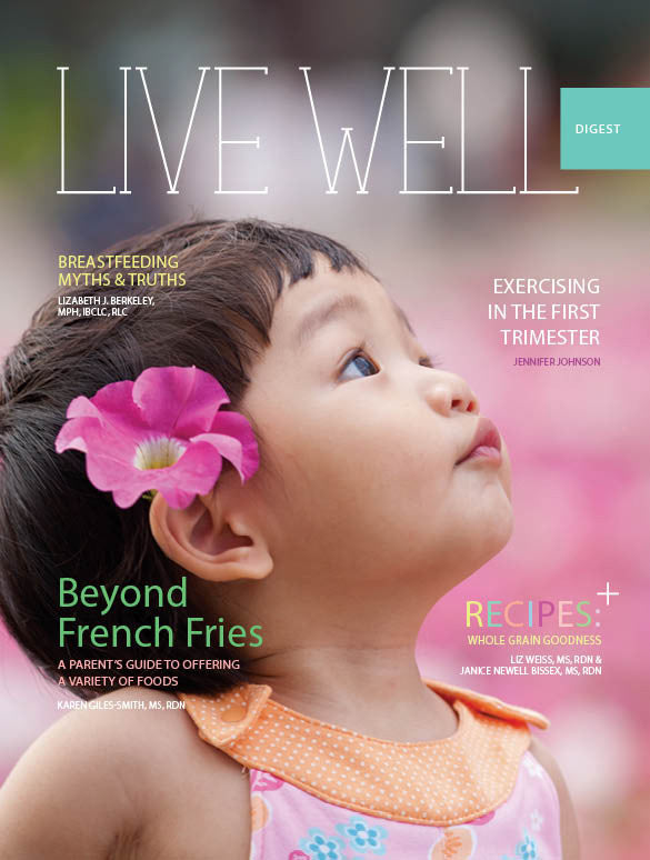Live Well Digest - Spring Issue - Sold in Packs of 25