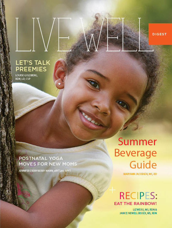 Live Well Digest - Summer Issue - Sold in Packs of 25