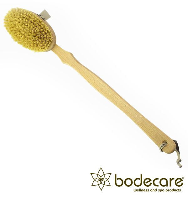 Bodecare - Tampico FSC Certified Dry Body Brush - Firm Bristle