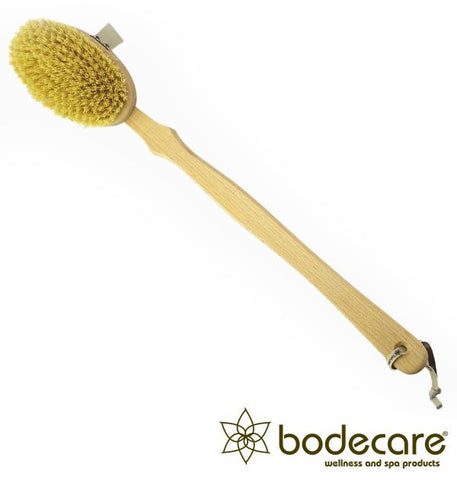 Tampico FSC Certified Dry Body Brush - Firm Bristle