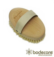 Bodecare - Deluxe FSC Body Brush - Medium Firm Bristle
