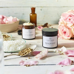 FLOWER AND SPICE | SOOTHE AND REPAIR DAILY MOISTURIZER [ROSE & CORIANDER] | CREATIVE