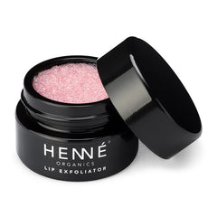 Henné Organics | Rose Diamonds Lip Exfoliator