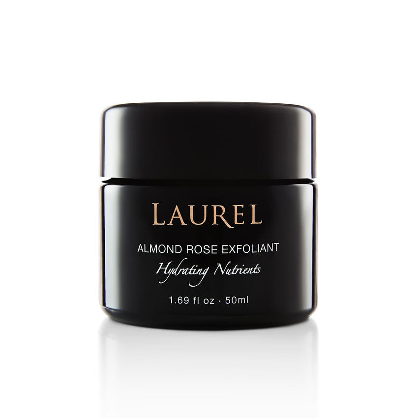 Laurel Skin | Almond Rose Exfoliant [Hydrating Nutrients]