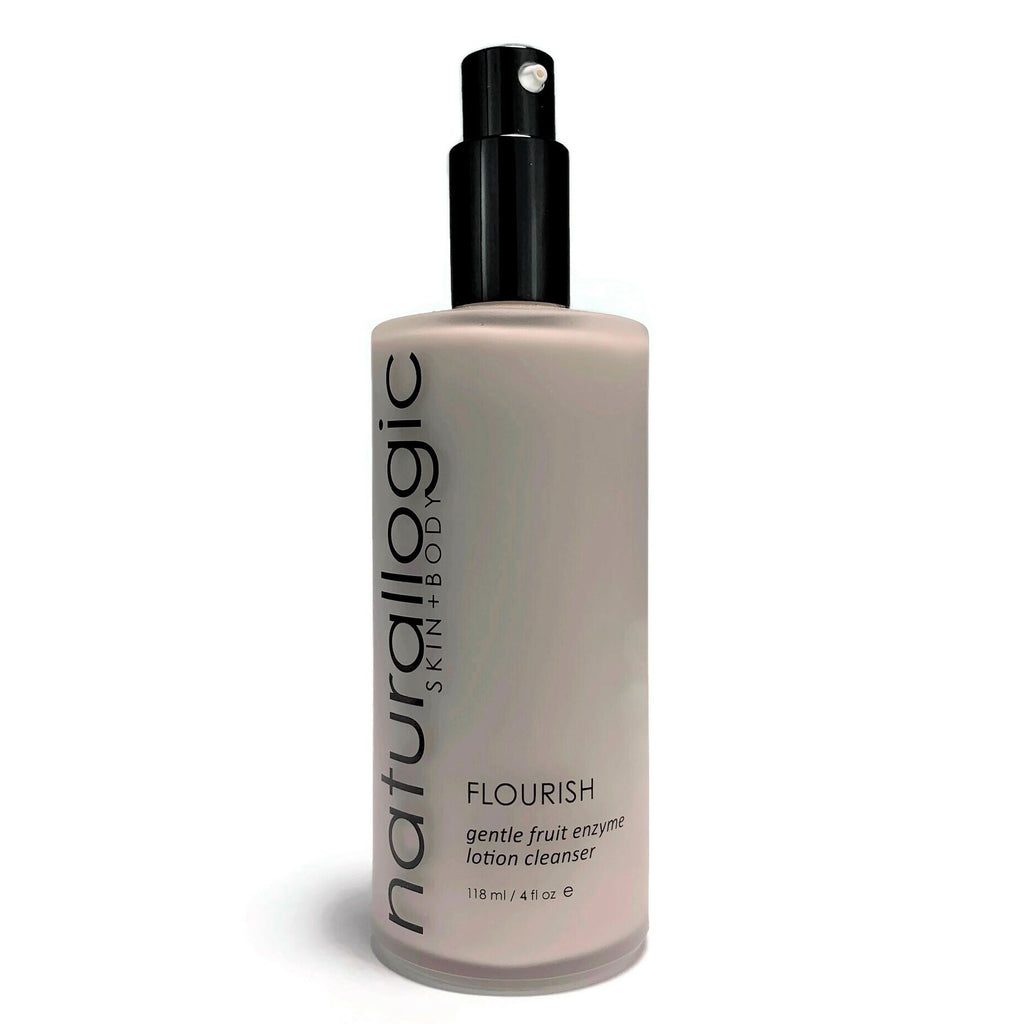 Naturallogic | FLOURISH [Gentle Fruit Enzyme Lotion Cleanser]