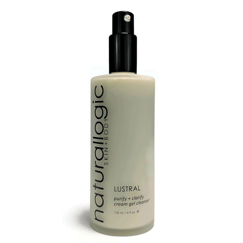 LUSTRAL [Purify + Clarify Cream Gel Cleanser]