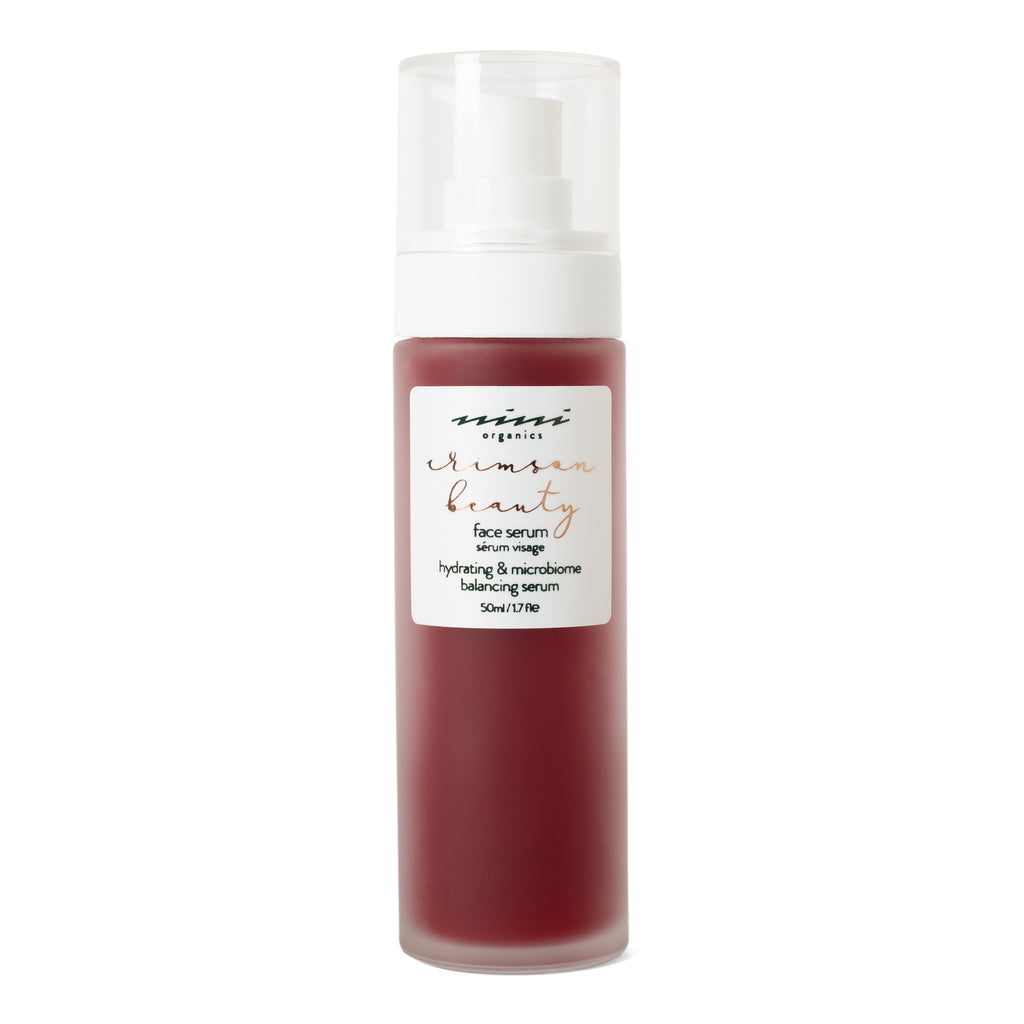 NINI Organics | Crimson Beauty
