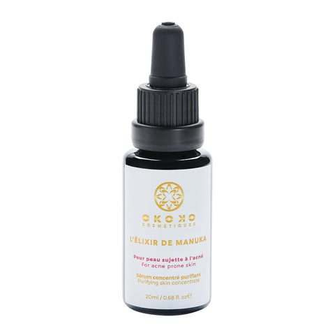 L'Élixir De Manuka [Advanced Acne Serum]
