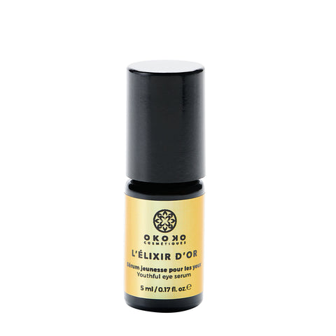 L'Élixir D'Or [Youthful Renewal Eye Serum]