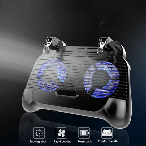 Cooling Fan Joystick Controller