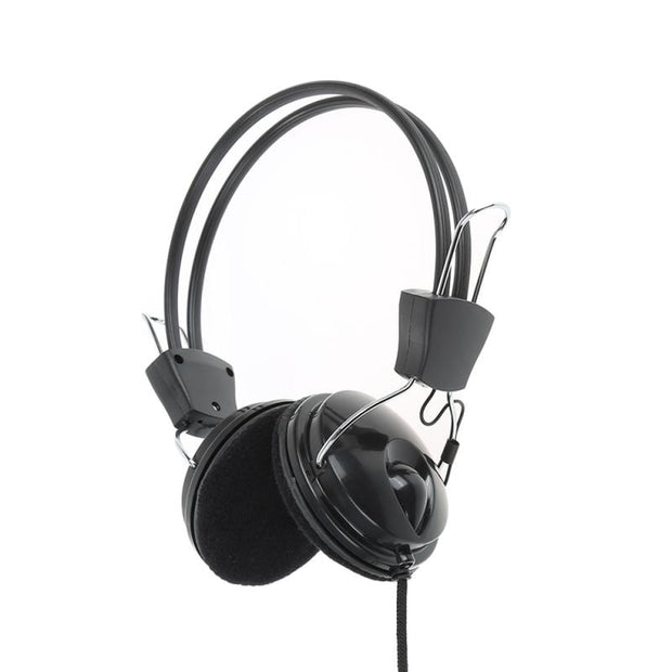 3.5mm Stereo Wired Headband Headset
