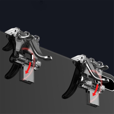Metal Key Shooter Gaming Trigger