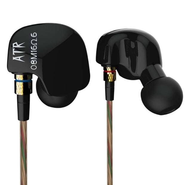 Copper Driver Stereo Earphone