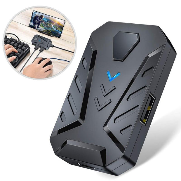 Gaming Keyboard Mouse Converter