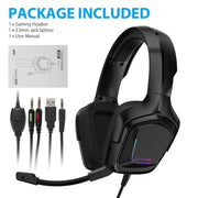 RGB Surround Gaming Headset