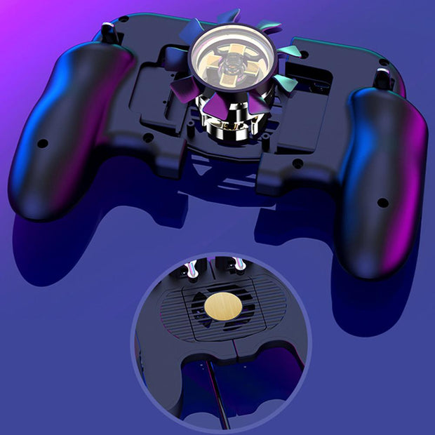 H6 Mobile Gamepad Controller