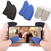 Non-Scratch Mobile Finger Gloves
