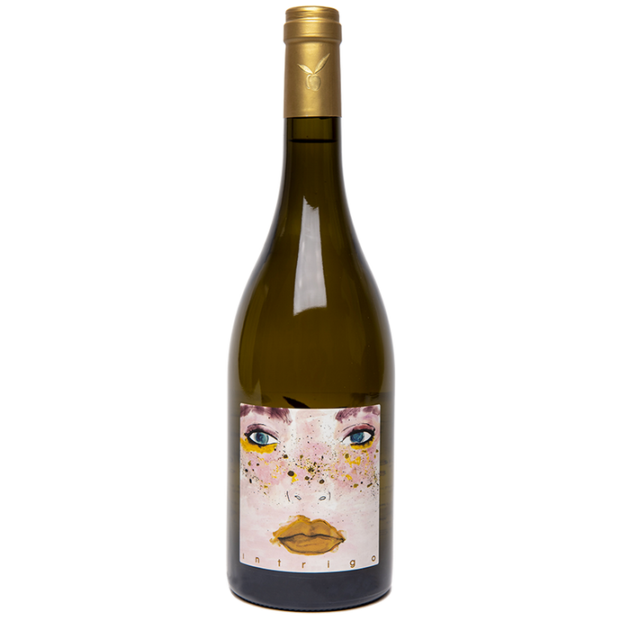 Intrigo Organic White Wine Chardonnay 2018 Inserrata Wines
