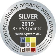 Carica l'immagine nel visualizzatore di Gallery, International organic awards intrigo silver medal