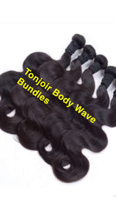 A C. Tonjoir Extension's (Body Wave)