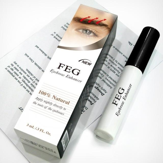 Eyebrows Growth Serum