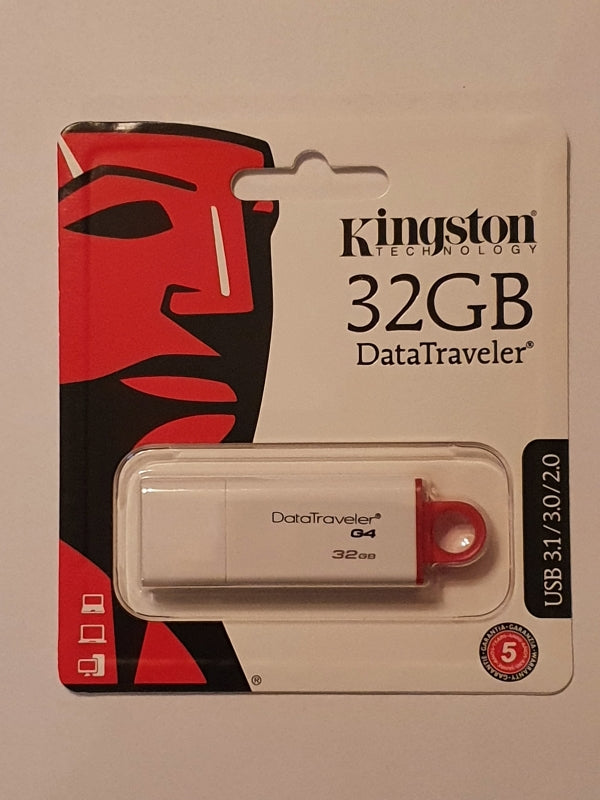 32Gb USB-minne