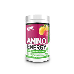 Optimum Nutrition Essential Amino Energy Naturally Flavored