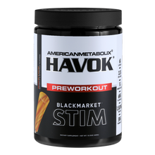 Load image into Gallery viewer, BlackMarket Labs / American Metabolix Havok X Stim