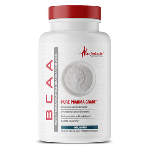 Metabolic Nutrition BCAA