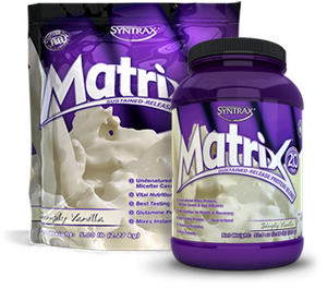Syntrax Matrix 2LB/5LB - Our top selling protein blend!